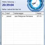 Download Software Bel Sekolah Otomatis 3 bahasa