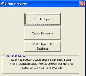 Software cetak kartu nisn