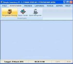 Aplikasi Inventaris Barang