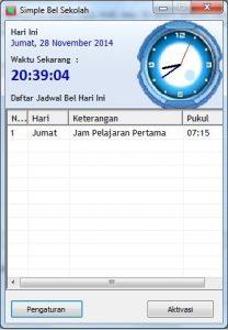Download Kumpulan Nada Bel Sekolah 3 bahasa