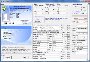 Program Kartu Pelajar Simple Student Card Pro 1.9.6 New