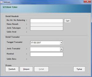 Sistem Informasi Tabungan Sekolah Versi Terbaru