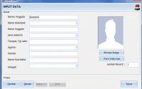 Aplikasi Untuk Membuat Kartu Anggota Koperasi