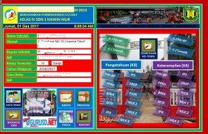 Download Kumpulan Administrasi Guru Kelas 4 SD Kurikulum 2013