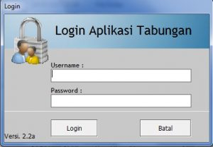 Download Software Bank Mini Gratis