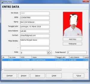 Download Aplikasi Pembuat Kartu OSIS terbaru