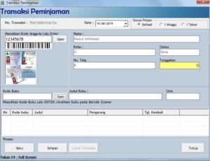 Download Aplikasi Perpustakaan Sekolah Untuk Madrasah