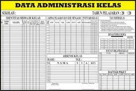 Download Gratis Aplikasi Administrasi Guru K-13 Lengkap